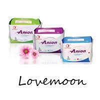 Pembalut Kesehatan Wanita Anion Love Moon