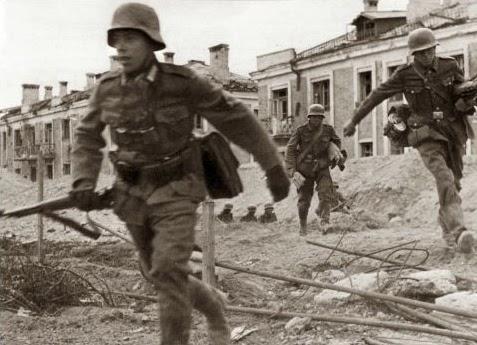 Stalingrad asaltul german