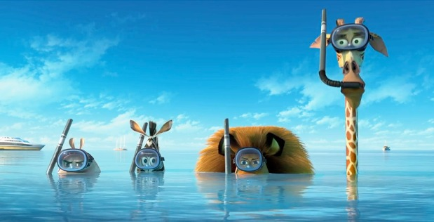 The animals are back in madagascar 3: europe's most wanted trailer!
