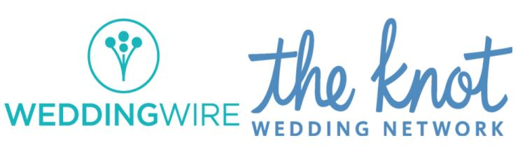Featured on WeddingWire & The Knot