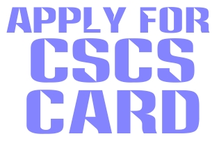 apply for cscs card