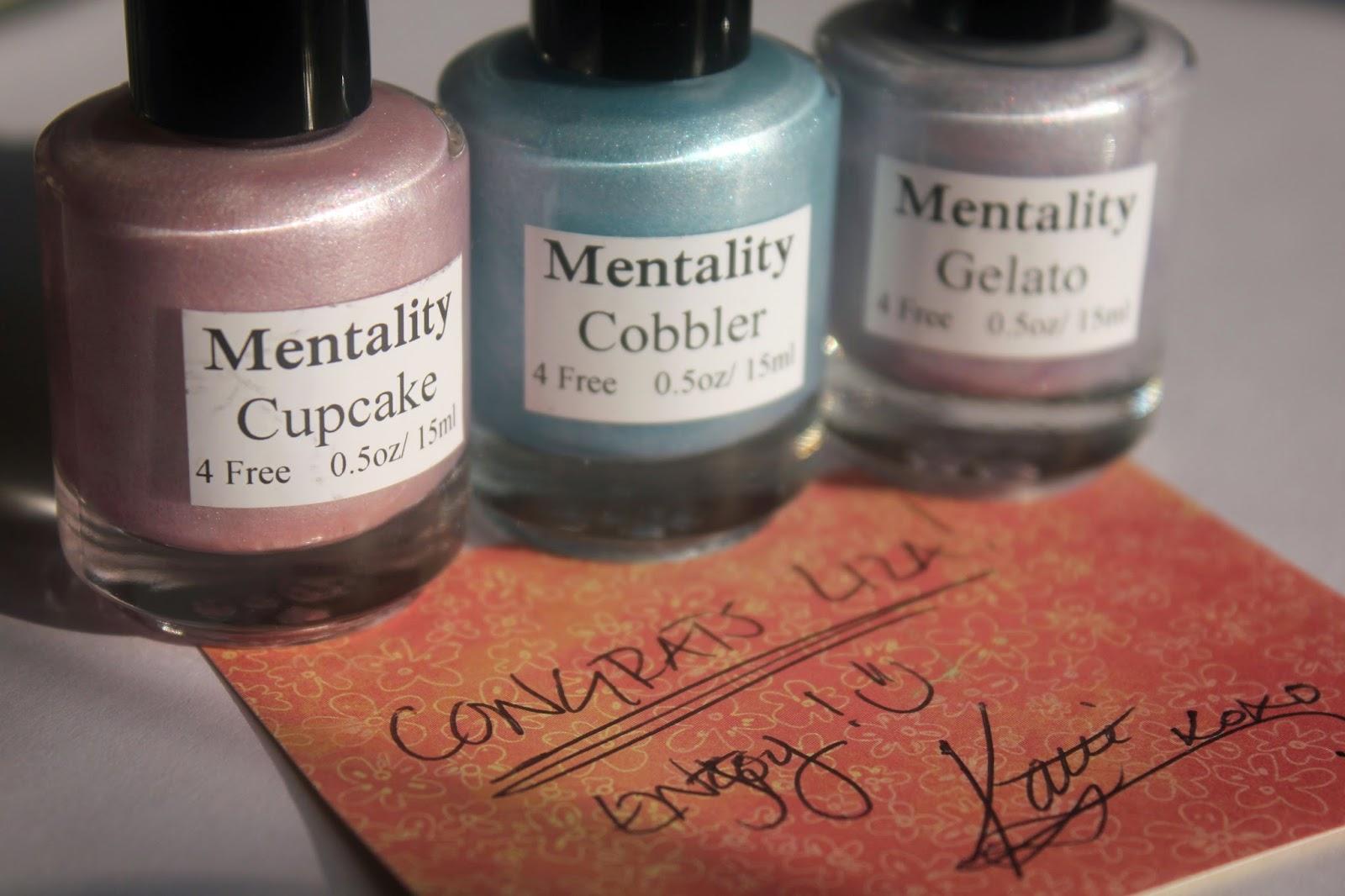 mentality indie nail polish