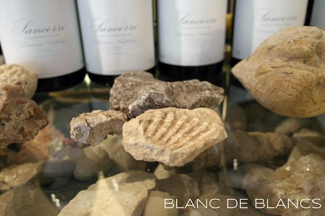 Maaperä Sancerre - www.blancdeblancs.fi