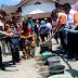 Anggota Polwan Polres Klaten Sumbang Air Bersih Warga Bumiharjo,Kemalang Klaten