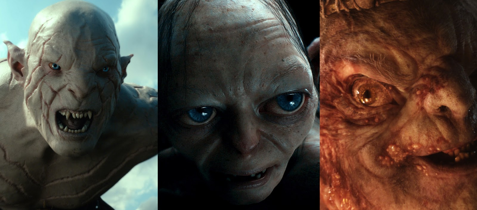 The Hobbit Vs Lord Of The Rings Difference