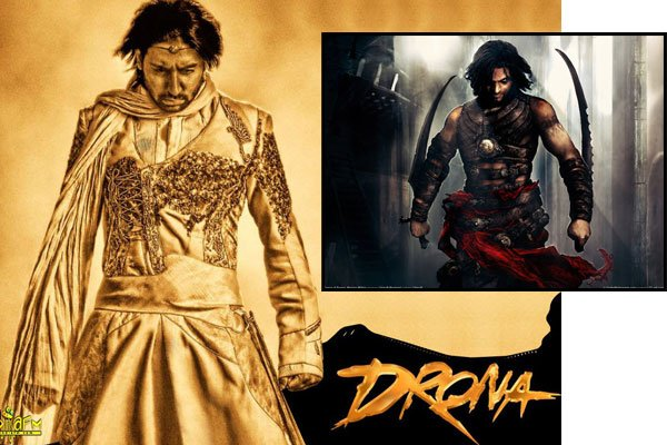 Drona Poster Copied from