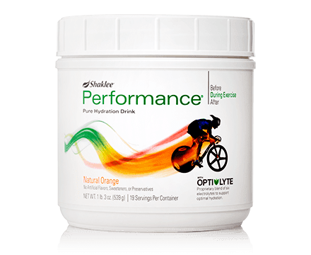 Performance Drink - Natural Orange