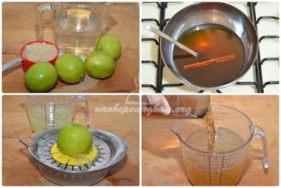 Cách pha nước chanh ngon độc và đơn giản 1