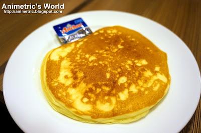 Buttermilk Pancake at UCC