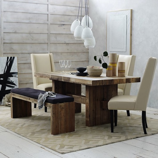 Dining Rooms Dream: Hey, Lady Grey: My Dream Dining Room Table