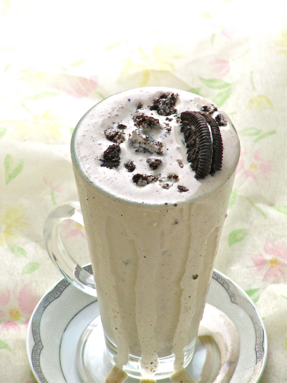 "Plateful: Oreo ""Blizzard"" — decadent treat to welcome the golden ..."