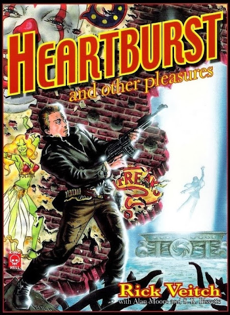 Heartburst - Rick Veitch