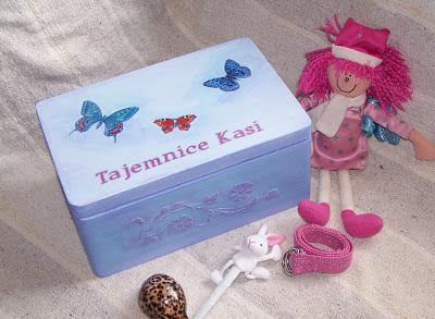pudełko na zabawki
