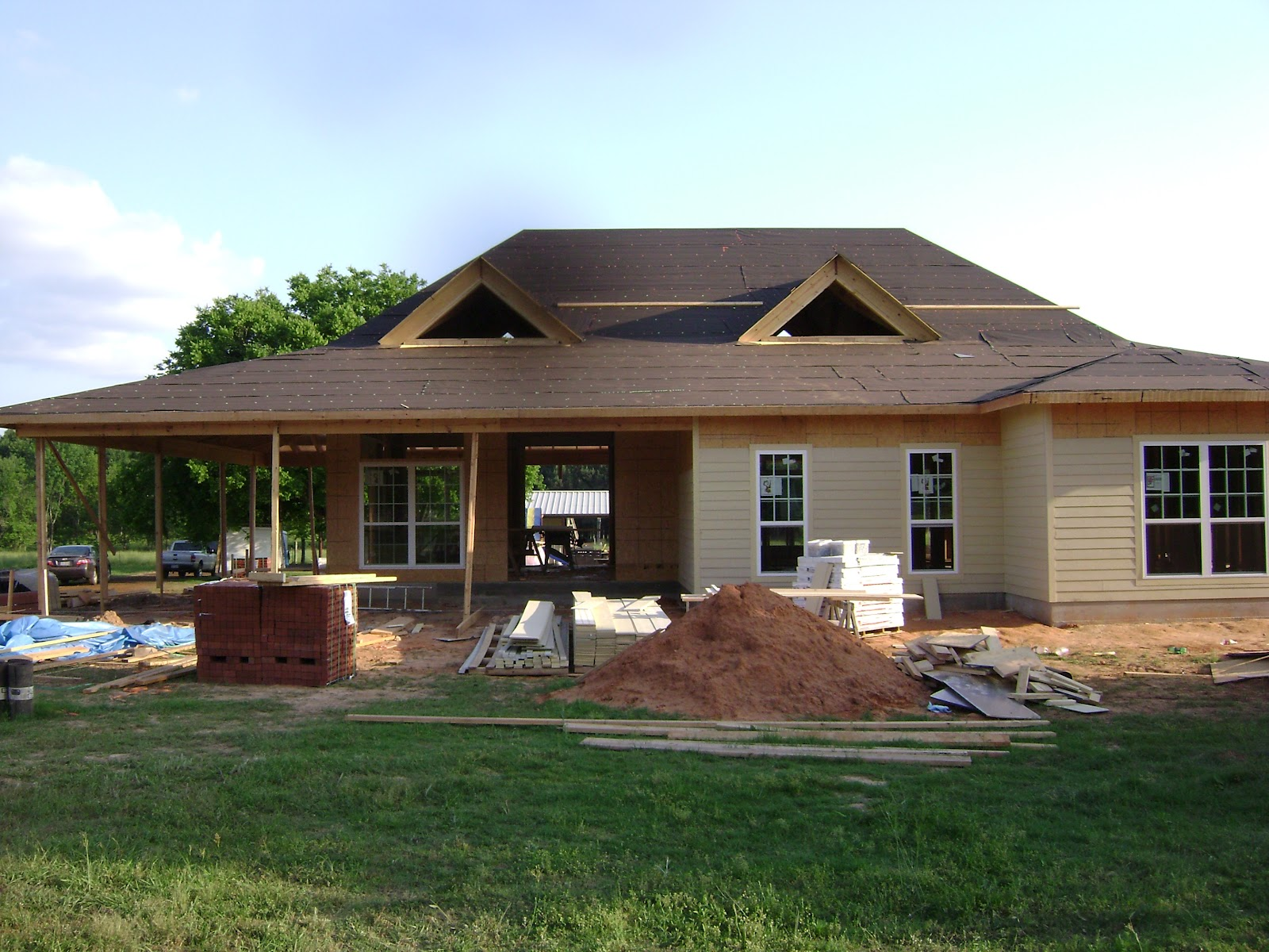 Traditional exterior design pictures remodel decor and for Southernlivinghouseplans com