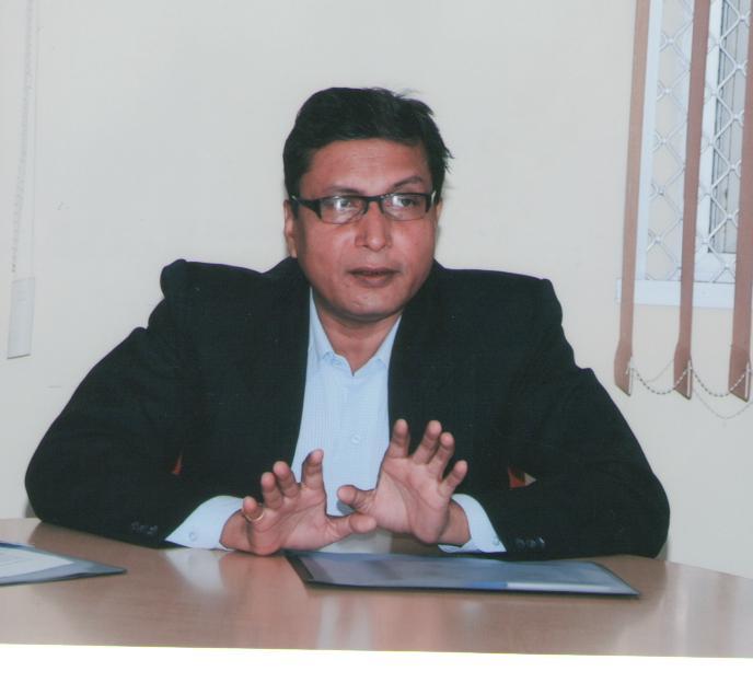 Prof. Deoshankar Navin