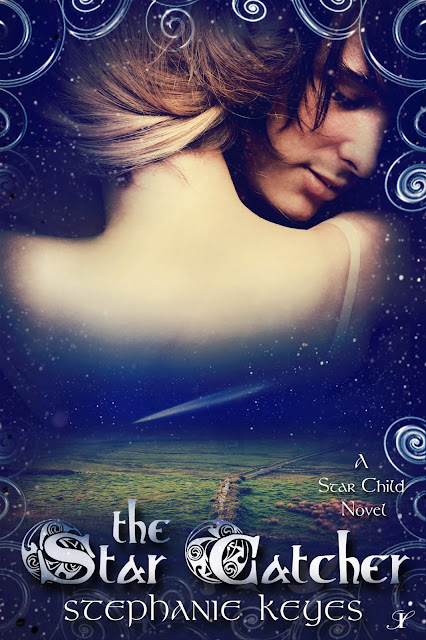 Cover Reveal: The Star Catcher by Stephanie Keyes