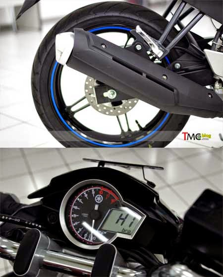 speedometer Yamaha Vixion Advance