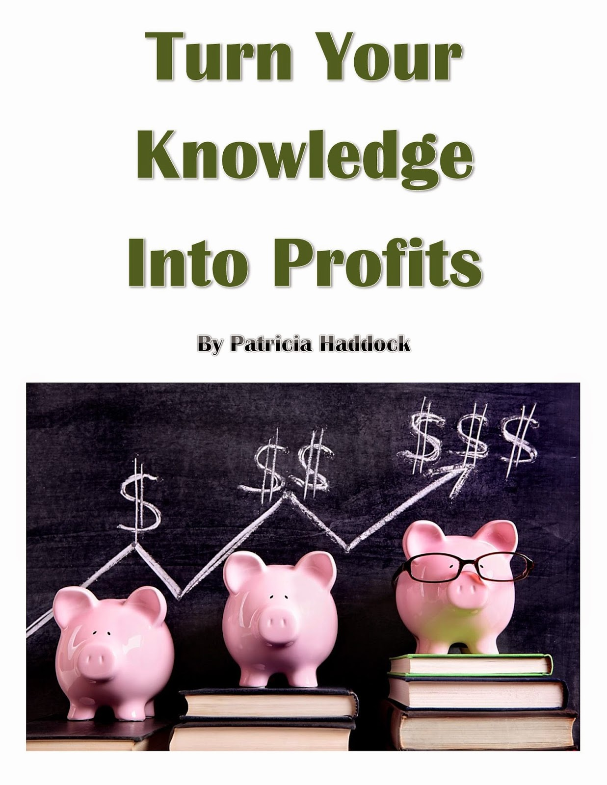 How to make money creating information products