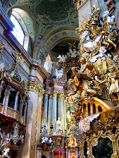 Baroque Church - Vienna