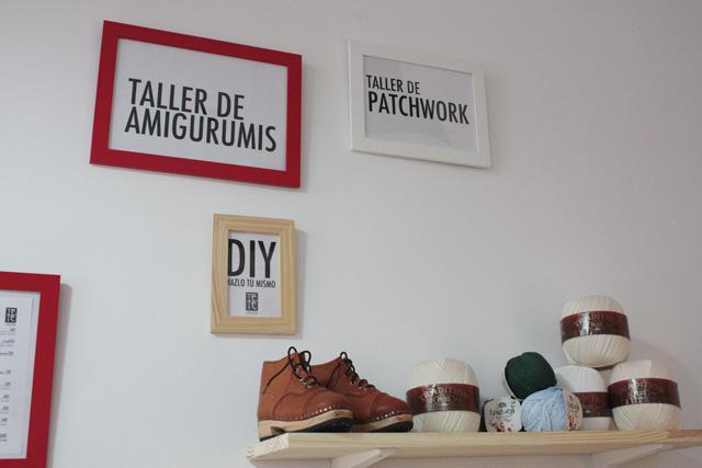 El blog de dmc tet caf costura en madrid for Taller de costura madrid