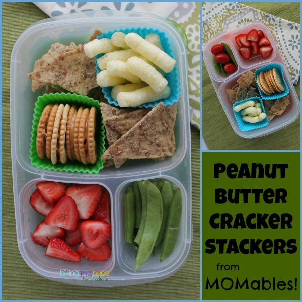 PB Cracker Stackers from the @MOMables menu subscription!