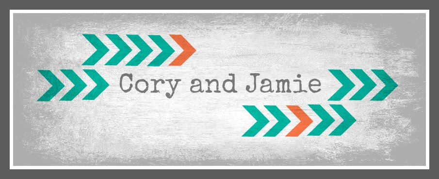 Cory and Jamie
