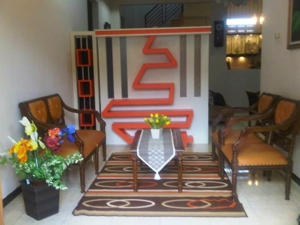 Rak Tv & Sekat Minimalis - Furniture Semarang 05