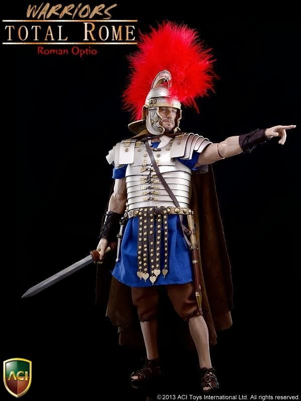ACI Toys - Total Rome - Roman Legionary - Collectable Kitbash