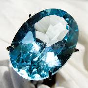 Batu Permata Blue Topaz - SP904