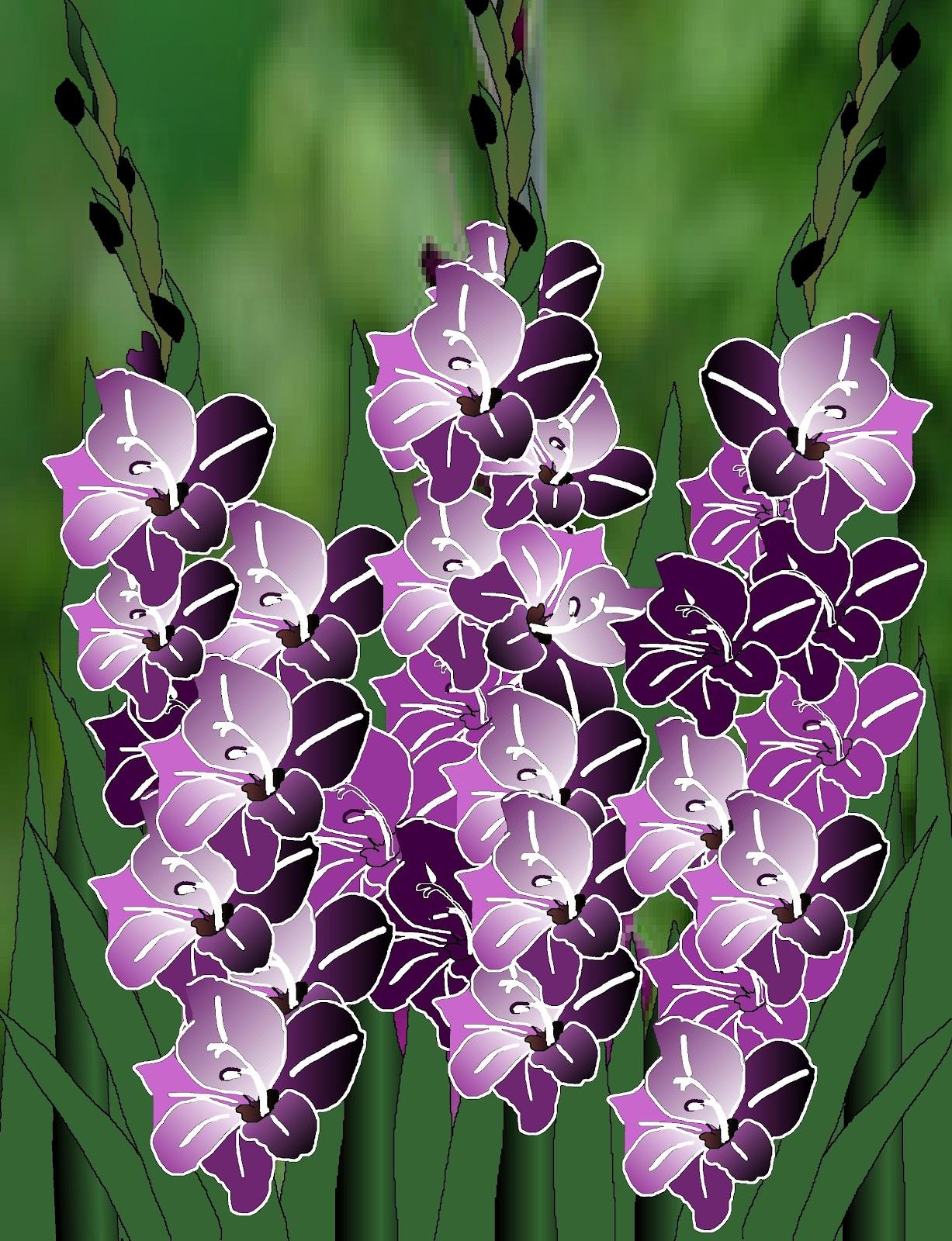 salliesART May Flowers