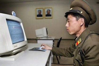 Северная Корея  без интернета