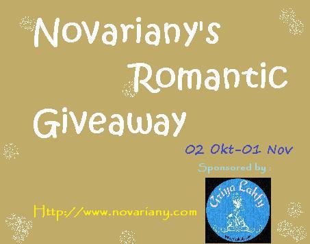 Ranii Novariany Romantic Giveaway