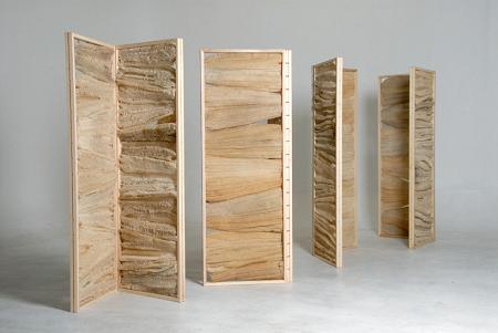 La esponja como material para accesorios de - Biombos de madera ...