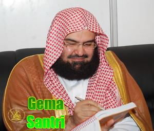 Album Murotal Abdul Rahman Al Sudais-Gema Santri