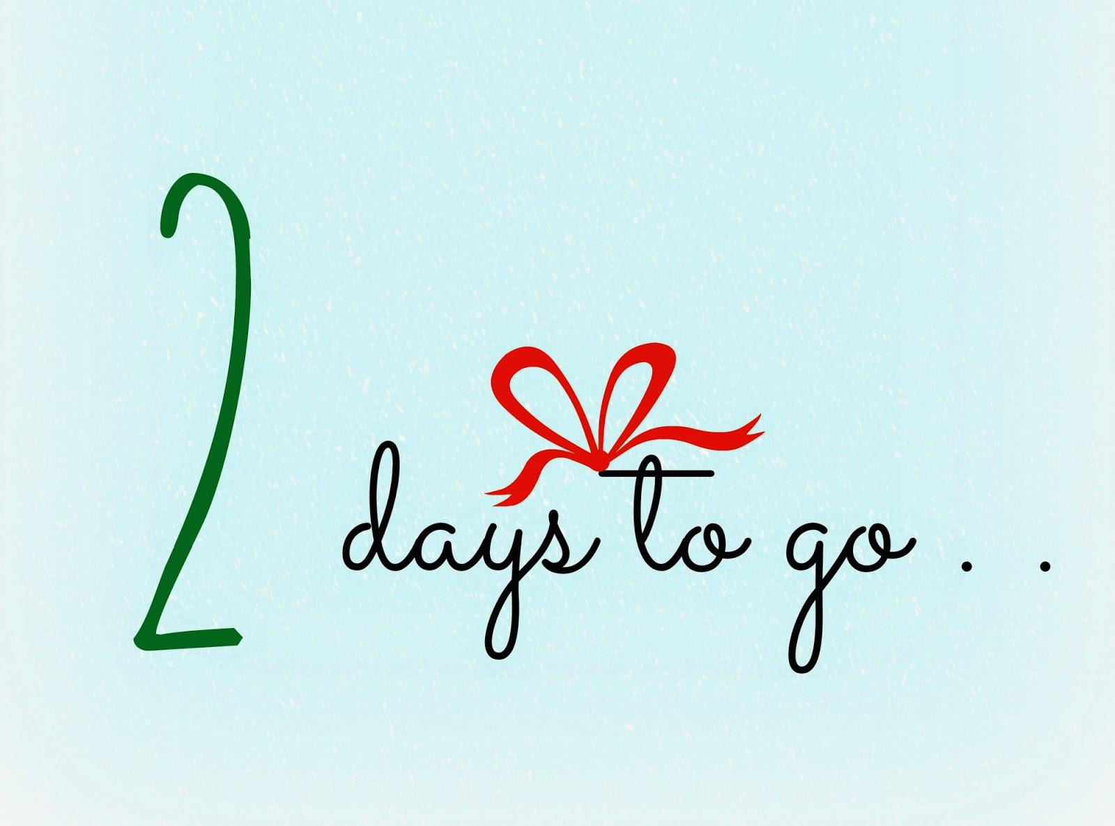 The Dorothy Days: Christmas Countdown - 2 days to go - Zee Avi No ...