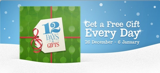 Itunes: 12 Days of Christmas day 3