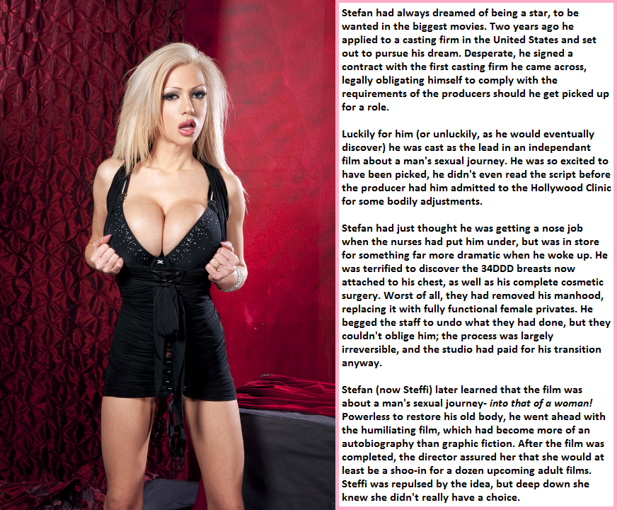 Forced Feminization Blogs And Captions