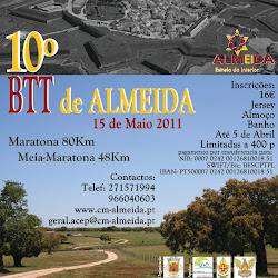 10ª BTT de Almeida