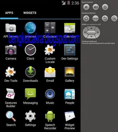 Cara Menginstal Android di Komputer