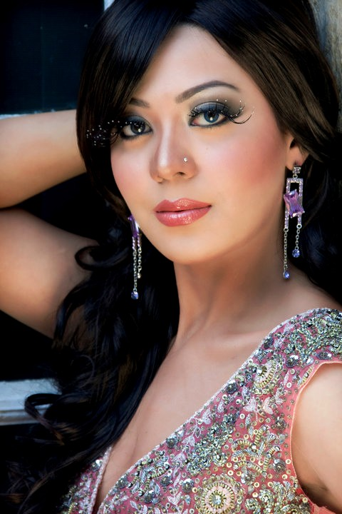 Laiqa Hasan Latest Bridal Make-up Collection 2012   Wedding Party ...