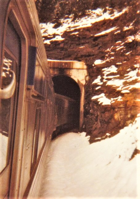 Upper entrance to Lower Spiral Tunnel