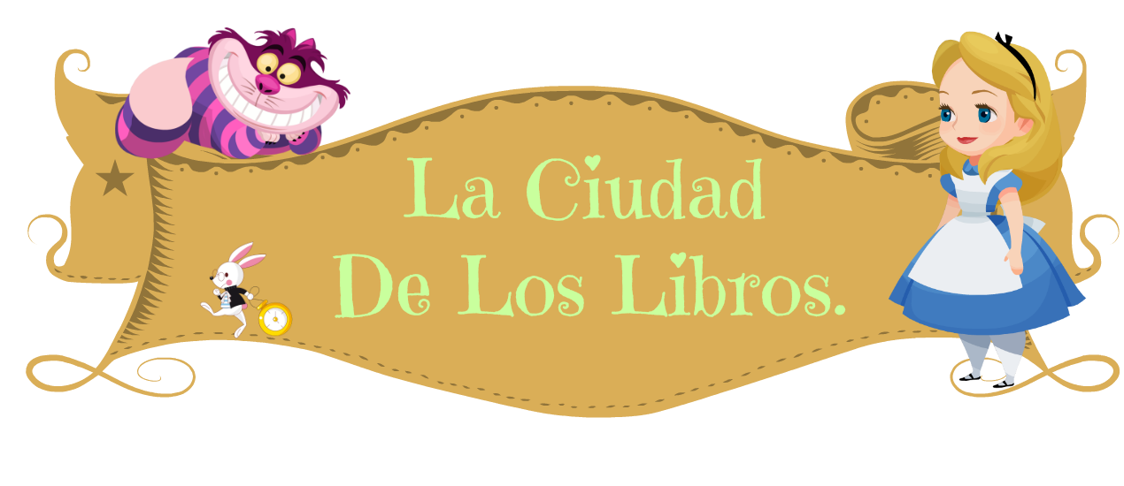 LA CIUDAD DE LOS LIBROS