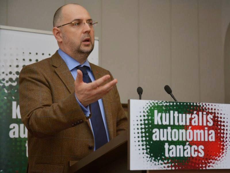 Románia, politika, gazdaság, Ponta-kormány, Kelemen Hunor, Kulturális Autonómia Tanács