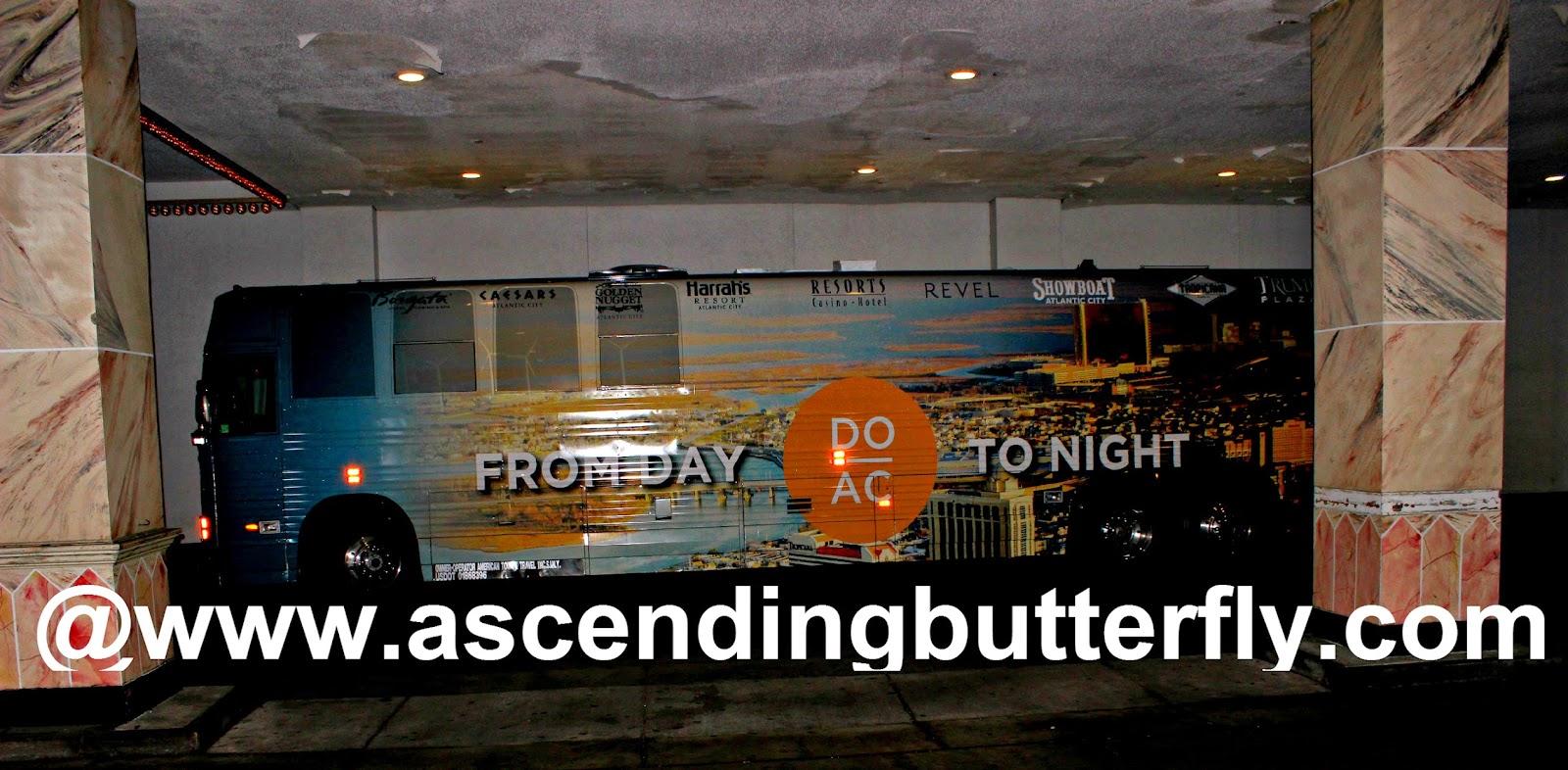 #DOACNightlife Bus, Party Bus, Atlantic City, Visit AC, Atlantic City Alliance, DO AC, DO AC Nightlife