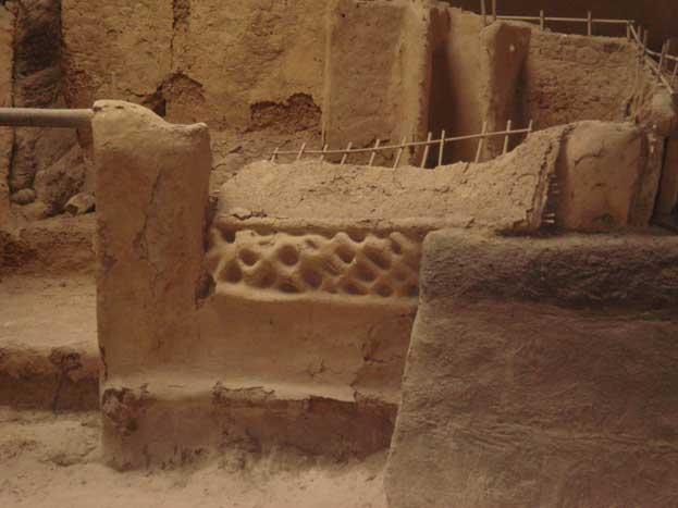 Joya de Ceren Archaeological Site Elslavador