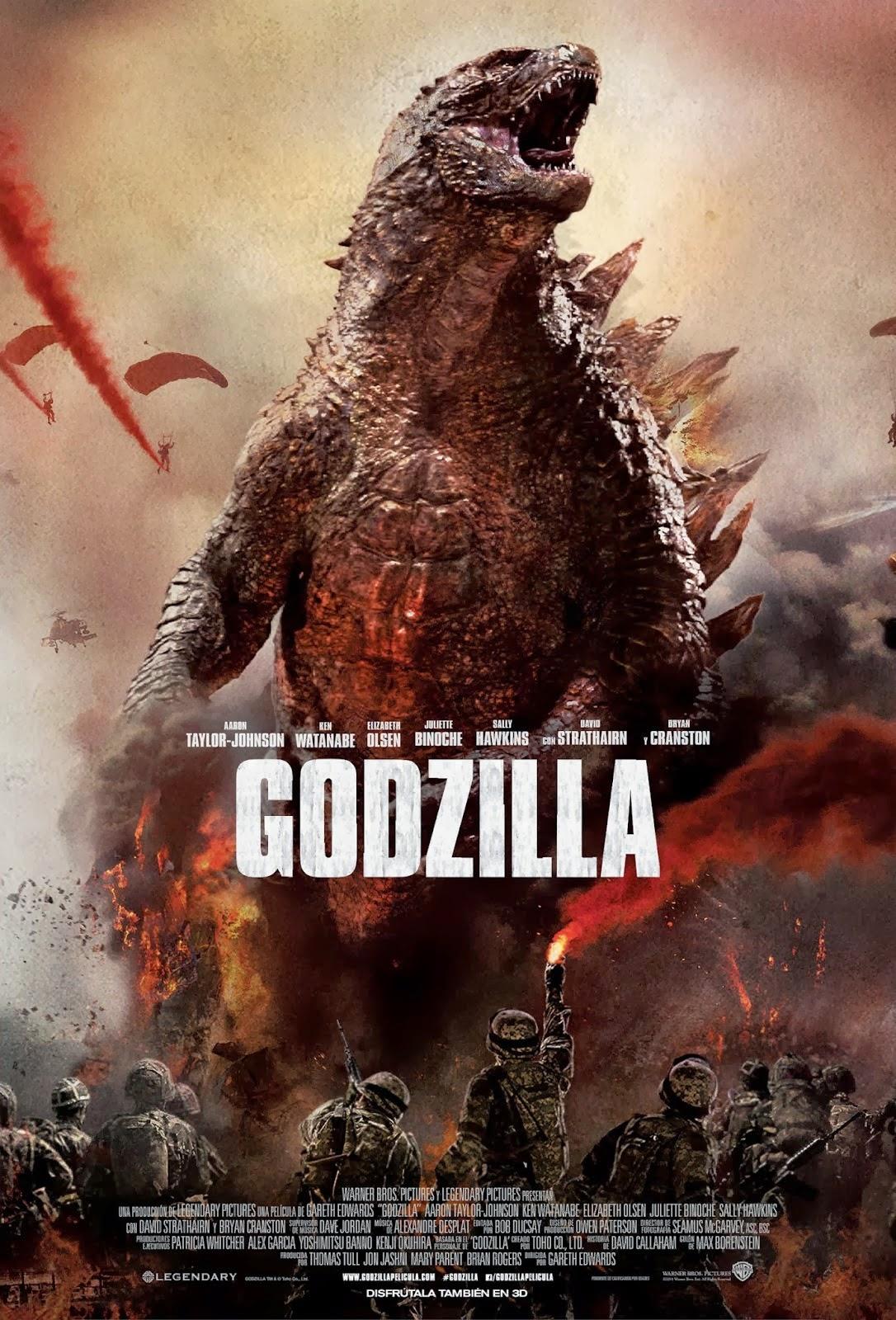 Godzilla (2014) ก็อดซิลล่า HD เสียงไทยโรง