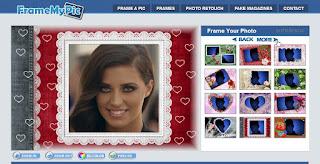 Adaugă rame la poze online cu FramemyPic 1