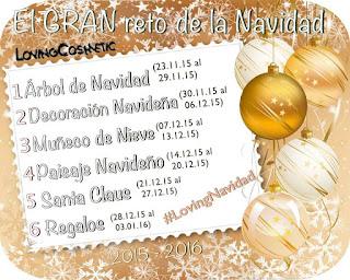 #manicura navideña