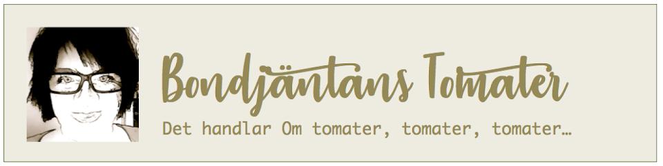 Bondjäntans tomater