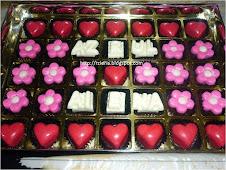 Coklat Hantaran 35cavity